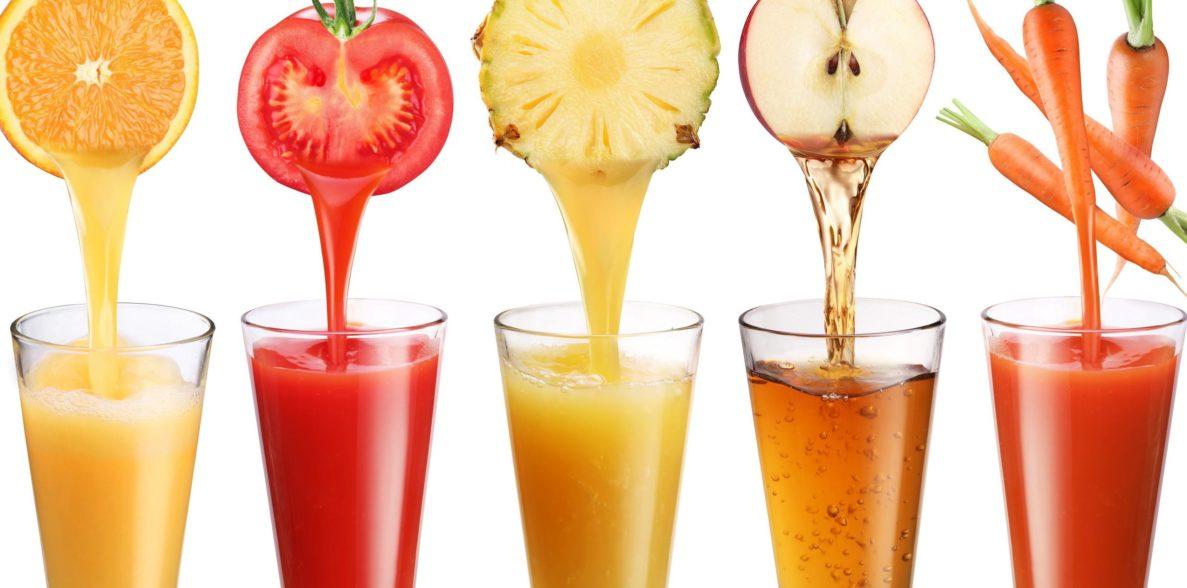 Fruta entera o jugo